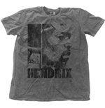 Jimi Hendrix Men's Fashion Tee: Let Me Live