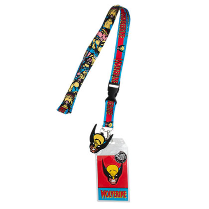 X-Men WOLVERINE Comic Lanyard