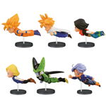 Dragonball Z WCF ChiBi Figures 8 cm Assortment 30th Anniversary Vol. 3 (25)