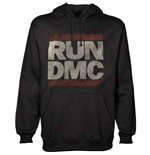 Run DMC Men's Hooded Top: Logo