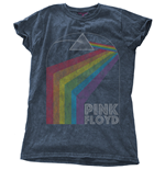 Pink Floyd Ladies Fashion Tee: Prism Arch