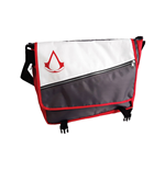 ASSASSIN'S CREED Red Core Crest Emblem Logo Messenger Bag, Multi-colour