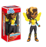 DC Super Hero Girls Rock Candy Vinyl Figure Bumblebee 13 cm