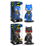 DC Comics Wacky Wobbler Bobble-Head 16 cm Batman Assortment (6)
