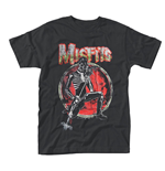 Misfits T-shirt Skeleton
