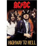 AC/DC - Highway To Hell Maxi Poster (61x91,5 Cm)