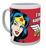DC Comics Mug - Wonder Woman Not Saying