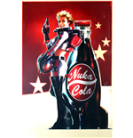 Fallout 4 Poster - Nuka Cola Advert - 61x91,5 Cm
