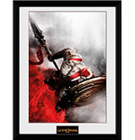 God Of War Print 253338