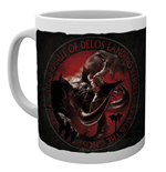 God Of War Mug 253342