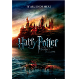 Harry Potter 7 - Teaser Maxi Poster (61x91,5 Cm)