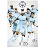 Manchester City FC Poster 253460