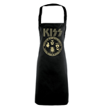 Kiss - Band - Apron Black