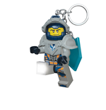 Lego Nexo Knights Mini-Flashlight with Keychains Clay