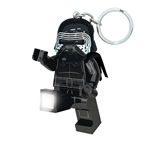 Lego Star Wars Mini-Flashlight with Keychains Kylo Ren