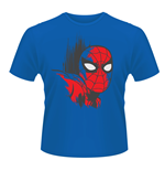 Marvel Comics T-shirt Spiderman Art