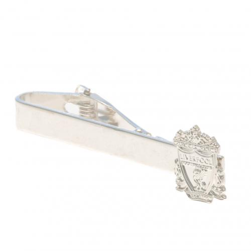 Liverpool F.C. Silver Plated Tie Slide