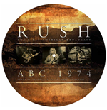 Vynil Rush - Abc 1974 (Picture Disc)