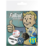 Fallout 4 - Mix Badge Pack