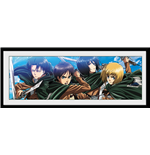 Attack on Titan Print 254090