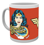 Wonder Woman Mug - Face