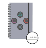 PlayStation Notepad 254408