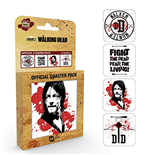 The Walking Dead Coaster Set - Daryl