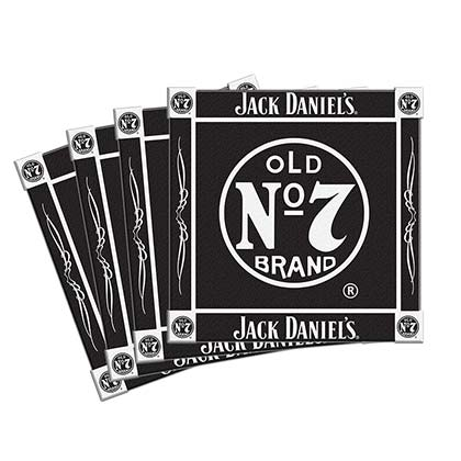 JACK DANIELS Ceramic Coaster Set