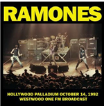 Vynil Ramones - Westwood One Fm 1992 Live At Palladium