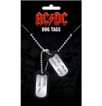AC/DC Dog Tag Necklace 254606