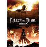 Attack on Titan Poster 254608