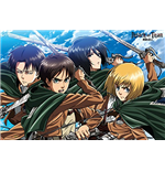 Attack on Titan Poster 254609
