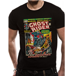 Marvel Comics - Ghostrider Comic Cover - Unisex T-shirt Black
