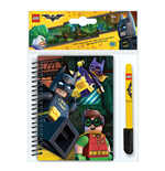 LEGO Batman Movie Notebook with Pen