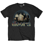 The Doors Men's Tee: Vintage Field