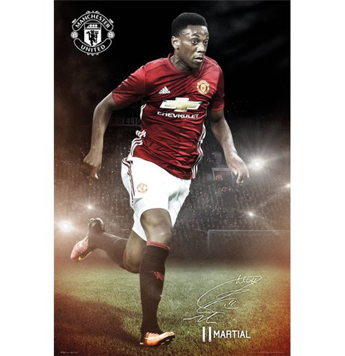 Manchester United FC Poster 255025