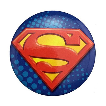 SUPERMAN Bottle Opener Magnet
