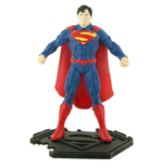 DC Comics Mini Figure Superman strong 9 cm