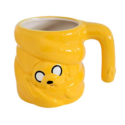 ADVENTURE TIME Stretch Jake Mug