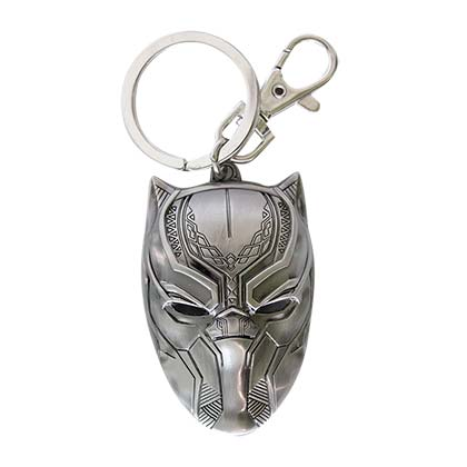 BLACK PANTHER Keychain