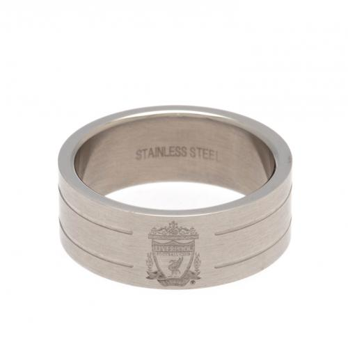Liverpool F.C. Stripe Ring Medium