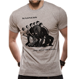 Madness - One Step Beyond - Unisex T-shirt Grey