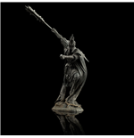 The Hobbit The Battle of the Five Armies Dol Guldur Mini Statue 1/30 Ringwraith of Forod 8 cm