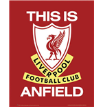 Liverpool FC Poster 255286