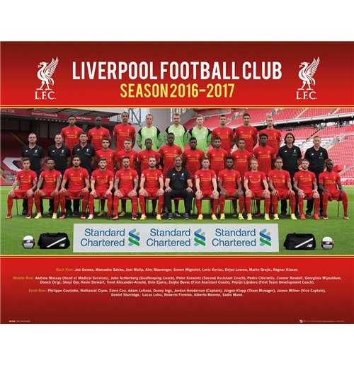 Liverpool FC Poster 255287