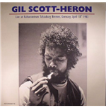 Vynil Gil Scott-Heron - Kulturzentrum Schauburg Bremen Germany April 18 1983 (2 Lp)