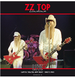 Vynil Zz Top - Live At The Capitol Theatre New Jersey Ny - June 15 1980