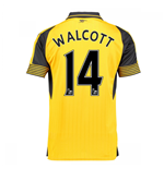 2016-17 Arsenal Away Shirt (Walcott 14) - Kids