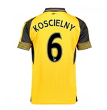 2016-17 Arsenal Away Shirt (Koscielny 6)