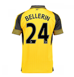 2016-17 Arsenal Away Shirt (Bellerin 24) - Kids